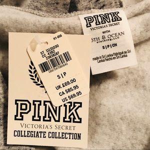 PINK Victoria's Secret Tops - University Of iIlinois Victoria Secret PINK Hoodie